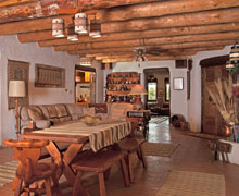 Ranch for Sale, image inside the ranch, great room